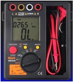 BM3549 数字绝缘电阻测试仪+万用表