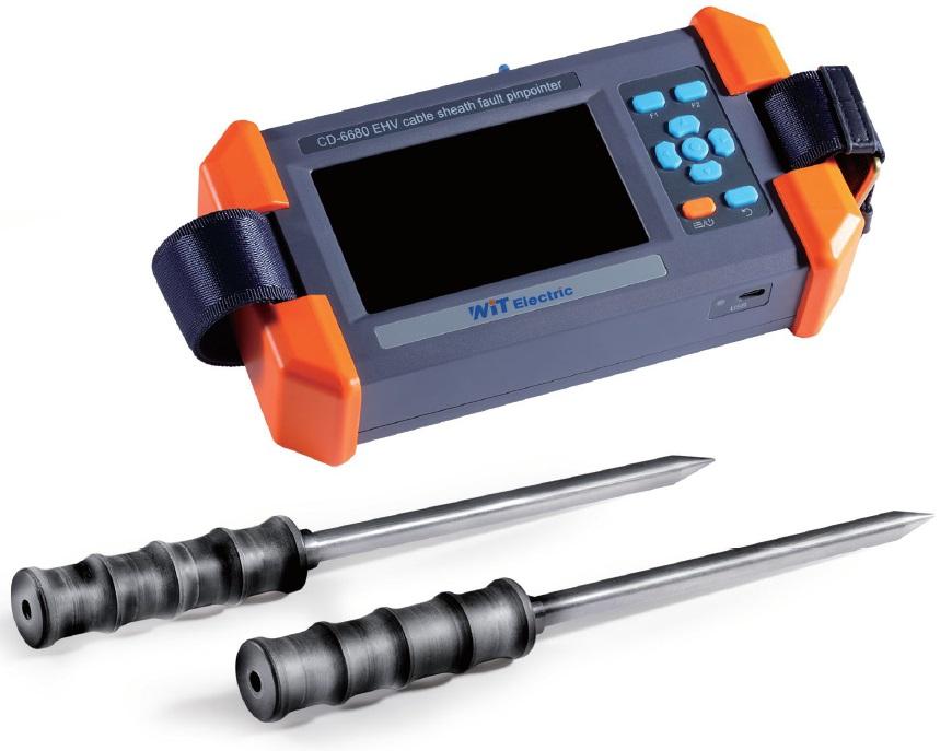 CD-6680 超高压电缆护层故障定点仪