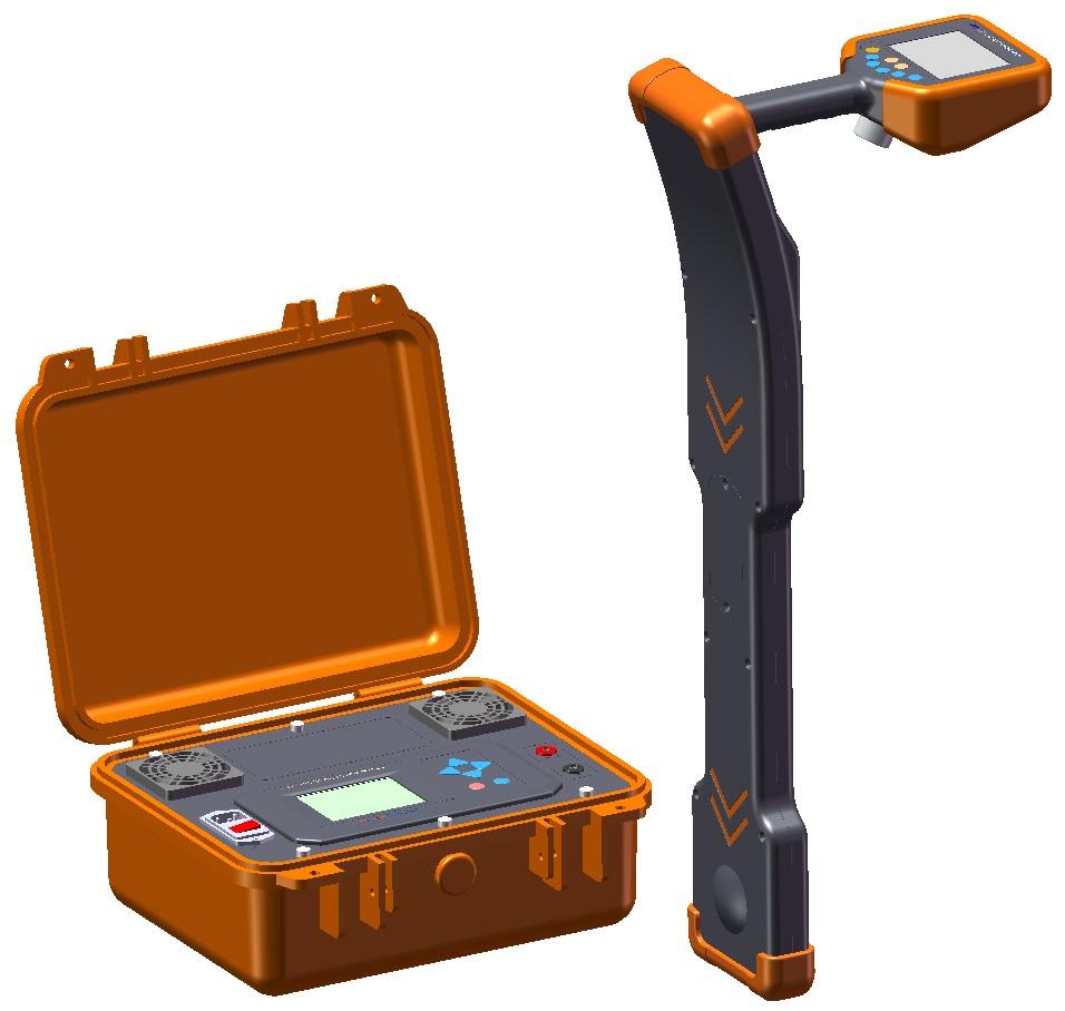 PCM-1000 管道防腐层测试仪